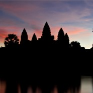 Angkor Wat by Night